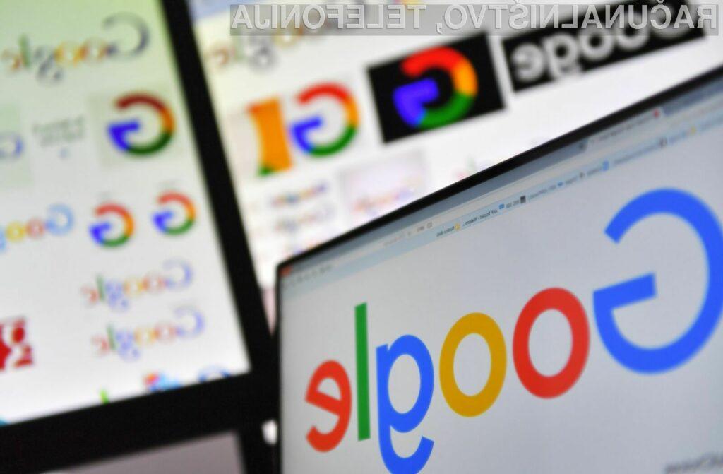 Podjetje Google bi lahko v Franciji tokrat doletela denarna kazen v višini do 28 milijard evrov.