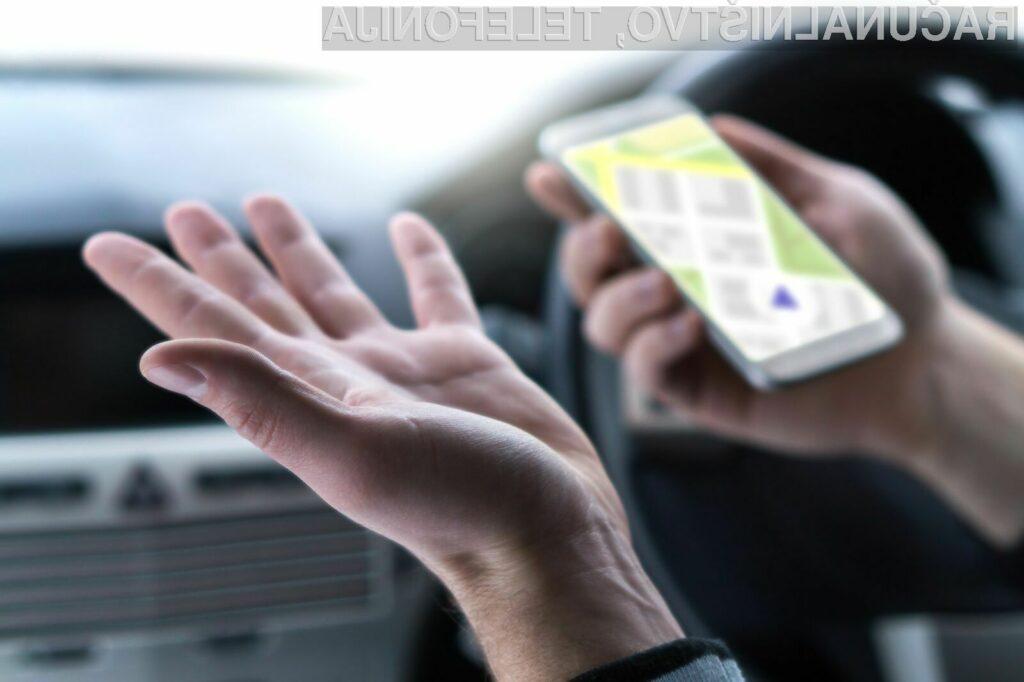 Google Maps je nedavno razjezil številne voznike iz Denverja.