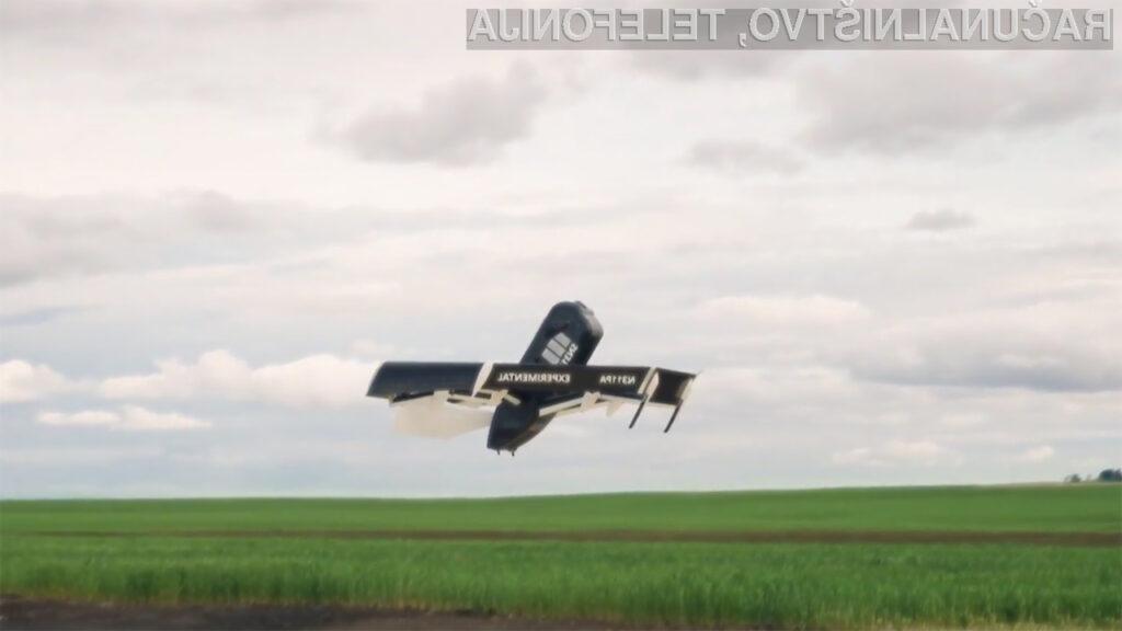 Novi Amazon Prime Air je občutno boljši od predhodnika!