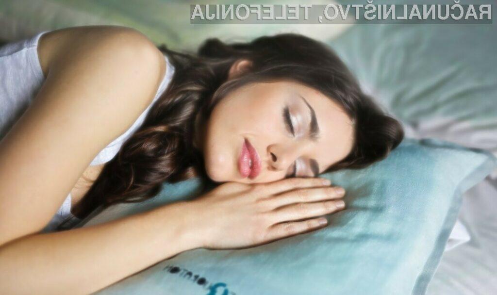 Na aplikacije za nadzor spanja se ne zanašajte preveč.