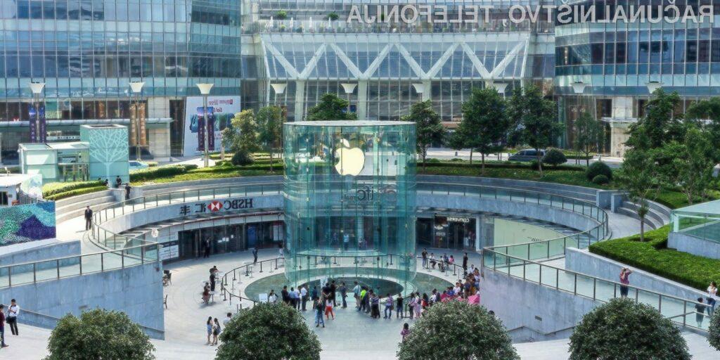 Fortune 500: Apple z največjim dobičkom, Walmart z najvišjimi prihodki