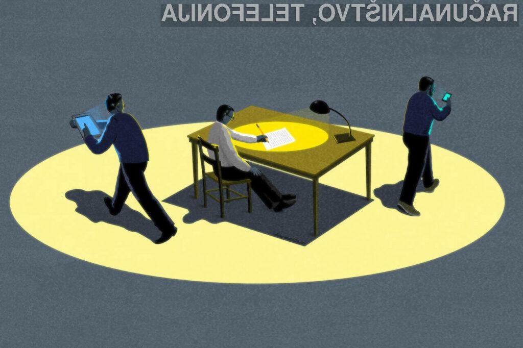 Zaposleni, ki se upira tehnologiji, lahko škoduje celotni ekipi