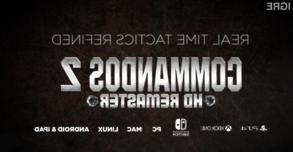 Commandos 2 je prvotno izšel leta 2001.