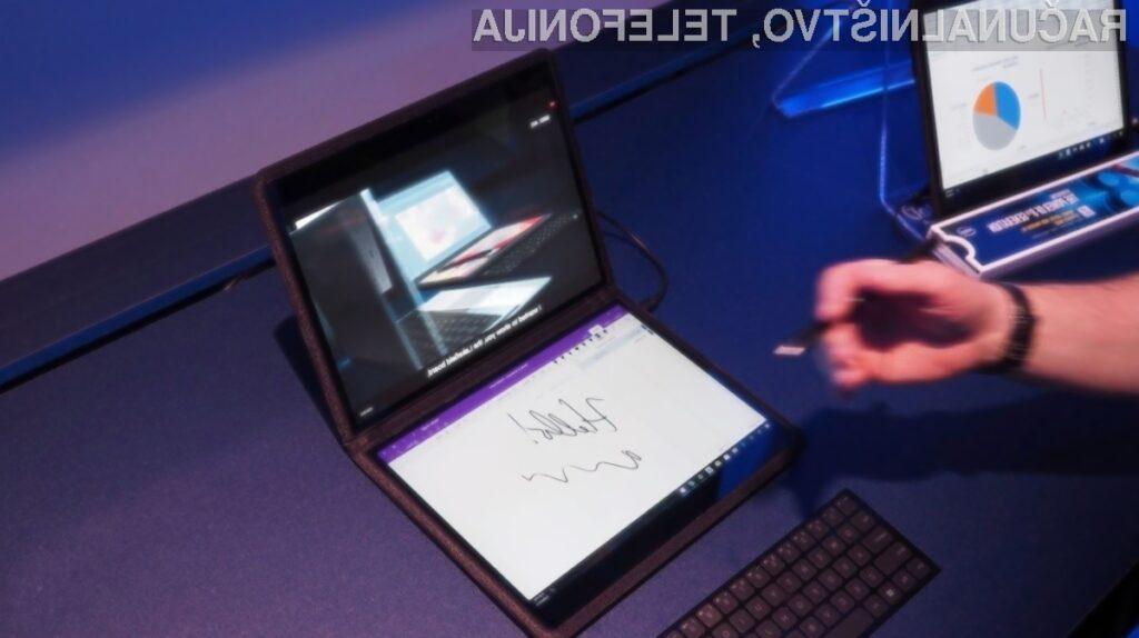 Novi Microsoft Surface naj bi bil resnično nekaj posebnega.