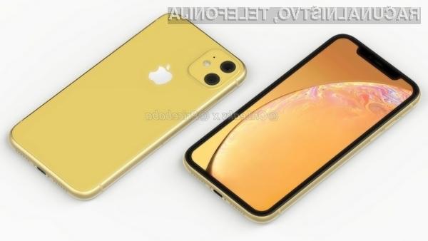 Novi iPhone XR 2019 naj bi bil nekaj posebnega.