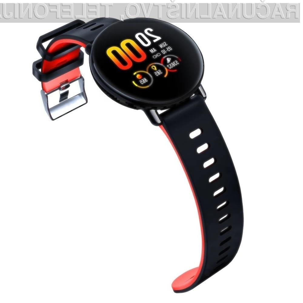 Pametna ročna ura SENBONO K1 Smart Watch za malo denarja ponuja veliko.