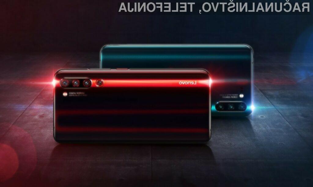 Vrhunski Lenovo Z6 Pro pripravljen na 5G
