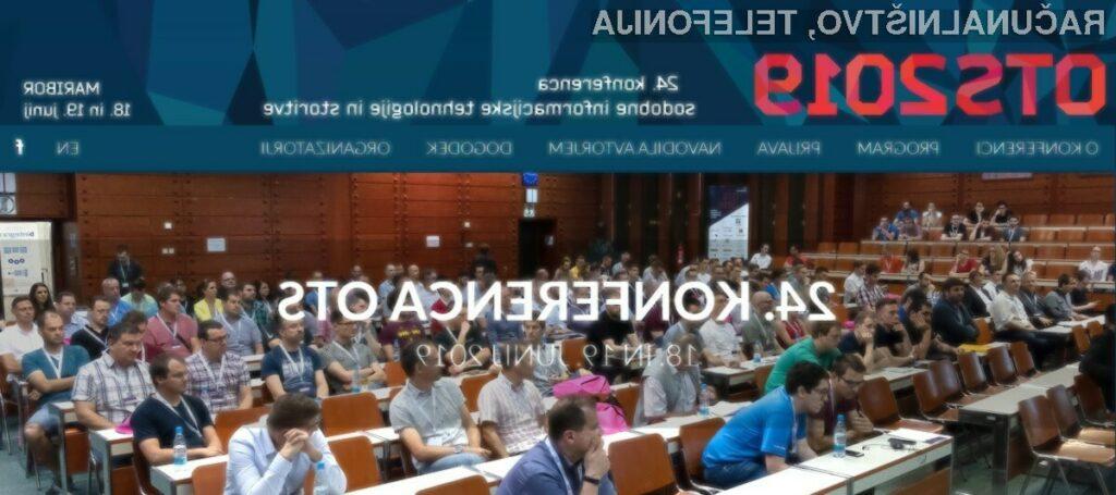 24. konferenca OTS 2019 - Sodobne informacijske tehnologije in storitve