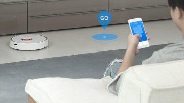 Olajšajte si vsakodnevno čiščenje prostorov z brezžičnimi in robotskimi sesalniki blagovne znamke Xiaomi