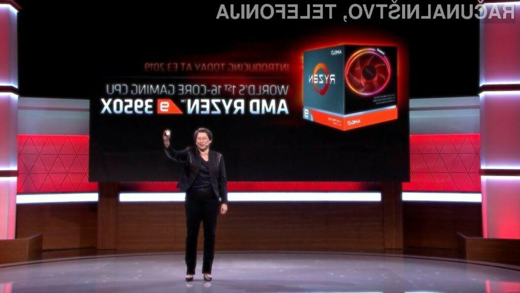 Novi Ryzen 9 3950X bo zlahka kos tudi najzahtevnejšim računalniškim igram!