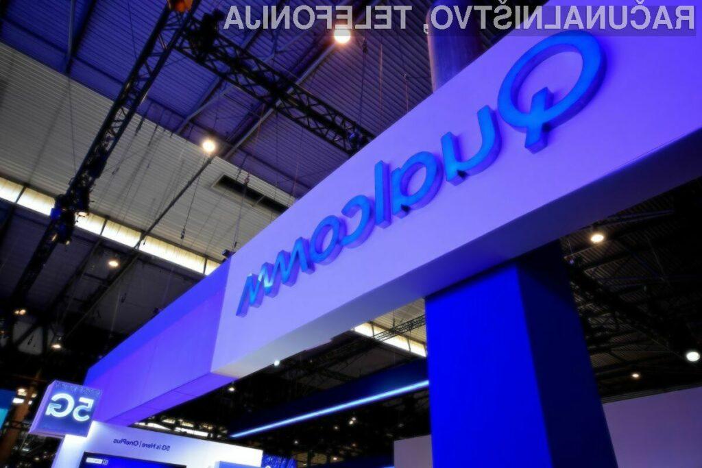 Podjetje Qualcomm je bilo ponovno kaznovano s strani Evropske komisije.