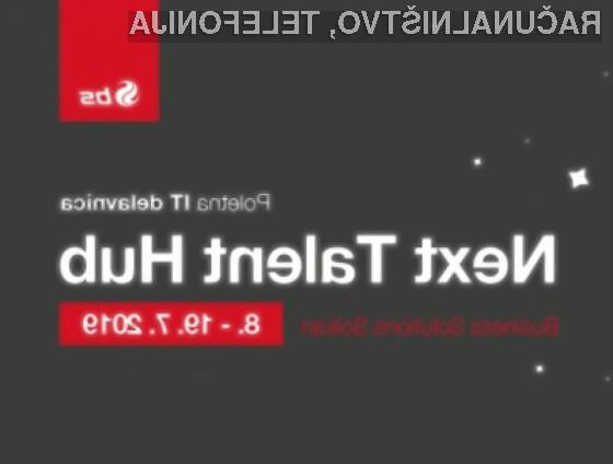 Z delavnico Next Talent Hub do ključnih kompetenc za uspešno kariero