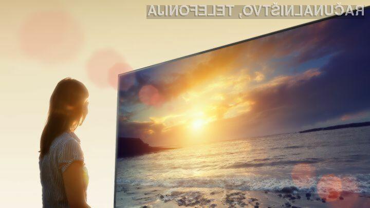 Za nakup cenejše OLED televizije počakajte do leta 2020