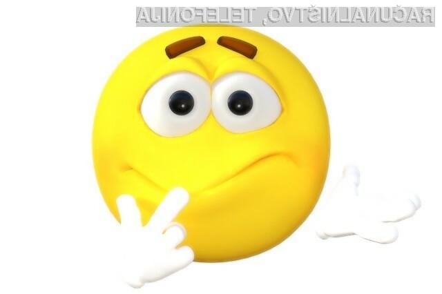 Za izražanje čustev raje uporabljamo čustvenčke kot pa telefonske klice