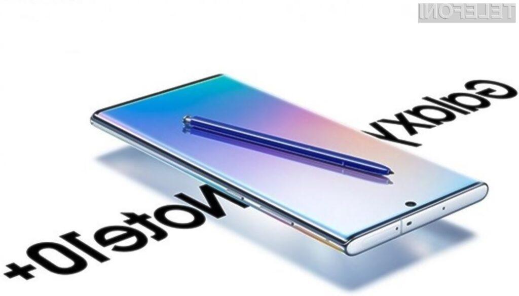 Od prihajajočega pametnega mobilnega telefona Samsung Galaxy Note 10 se pričakuje veliko!