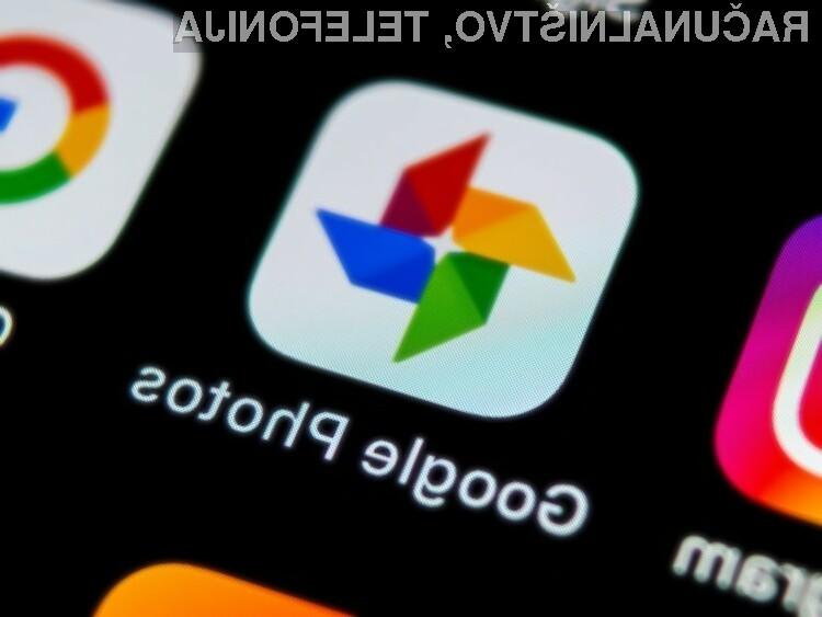 Google Photos je med uporabniki mobilnih naprav nadvse priljubljen!