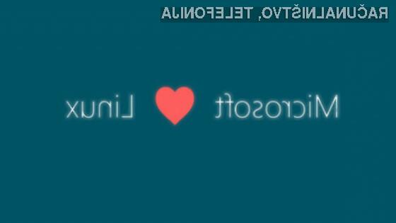 Število strežnikov Linux v oblačnem ekosistemu Azure je preseglo števil strežnikov Windows.