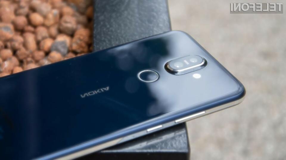 Pametni mobilni telefon Nokia 8.2 naj bi se zlahka prikupil najzahtevnejšim uporabnikom.