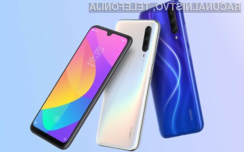 Xiaomi je za nova pametna mobilna telefona izbral čisti Android.