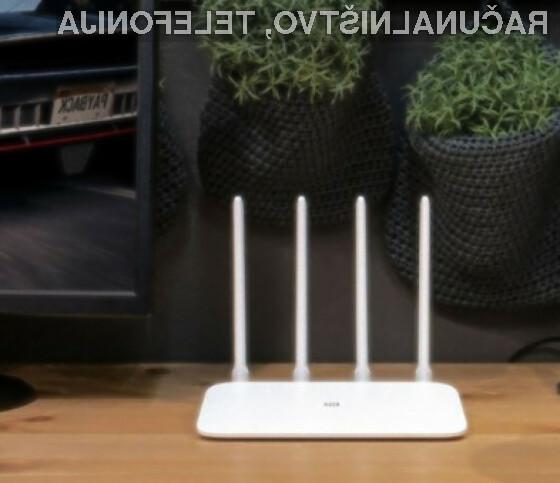 Usmerjevalnik Xiaomi Router 4A je po izjemno nizki ceni tokrat mogoče kupiti na spletni prodajalni Ebay.