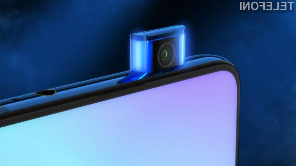 Pametni mobilni telefon Xiaomi Mi 9T navdušuje tudi z izskočno spletno kamero.