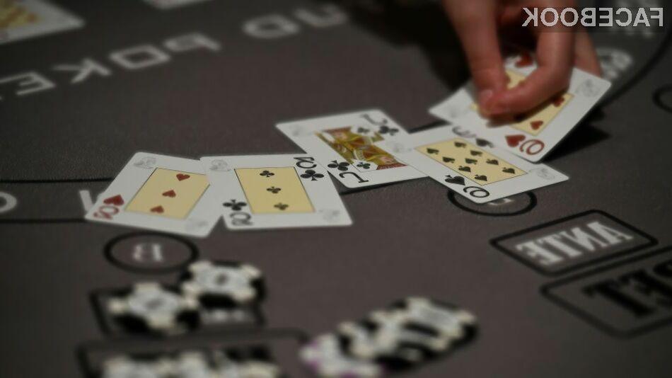 Facebookova umetna inteligenca premagala 6 profesionalnih poker igralcev