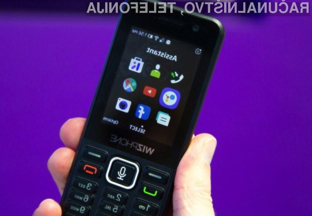 WhatsApp je odslej na voljo tudi za mobilni operacijski sistem KaiOS.