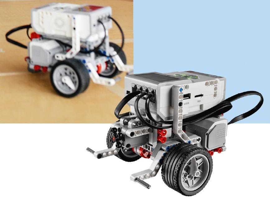 LEGO® MINDSTORMS® Education EV3 je bil razvit zato, da v izobraževanje otrok vnese resnične scenarije, s katerimi se bodo lahko kasneje srečali v življenju.
