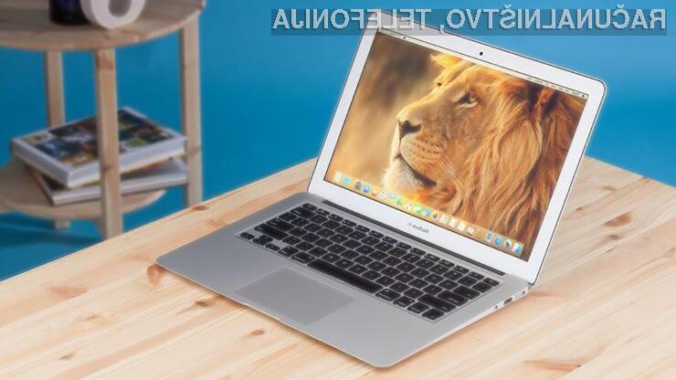Prenosniki Apple MacBook Pro 2015 z originalno baterijo ne smejo na letalo.