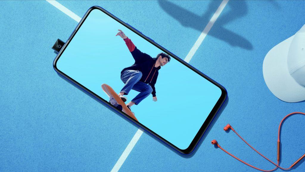 Novi Huawei P smart Z že na voljo slovenskim uporabnikom