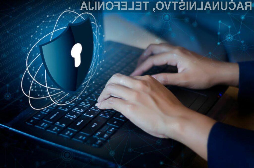 Na spletu je treba vedno biti previden, še posebej pri deljenju osebnih podatkov.