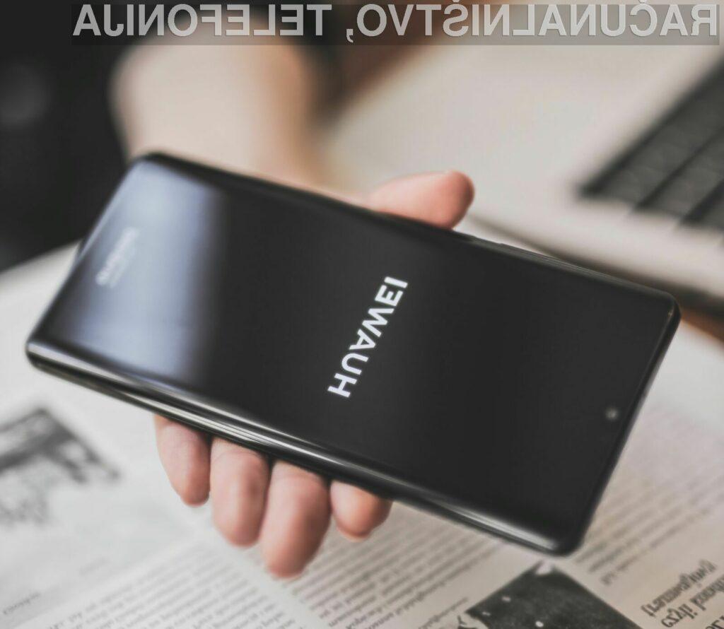 Prvi pametni mobilni telefon s sistemom Huawei HongMeng OS bi lahko bil naprodaj še pred koncem leta.
