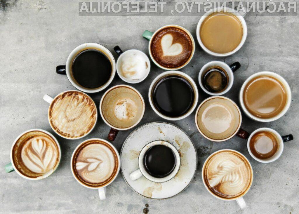 2B-Alert-Web napove, koliko časa je človek lahko buden, glede na to, koliko je spal in koliko kave je popil.