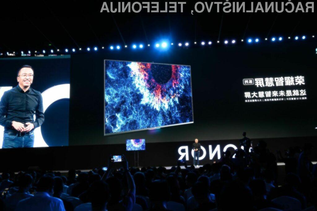 Novi HarmonyOS se odlično prilega pametnim televizorjem Huawei Vision.