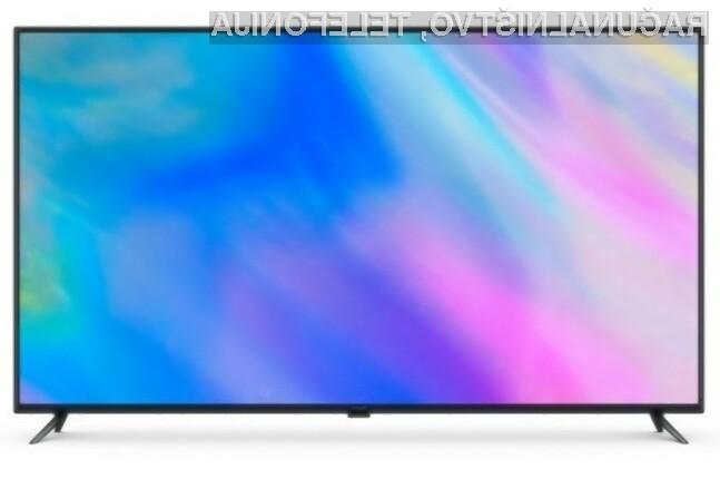 Pametni televizor Xiaomi Redmi TV bo namenjen najzahtevnejšim uporabnikom.