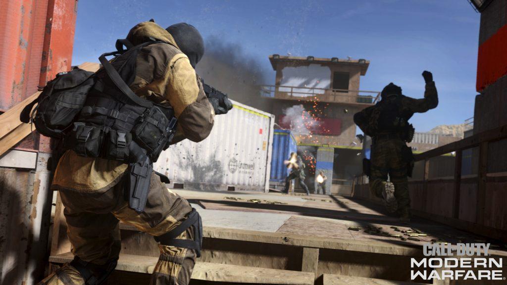 Call of Duty: Modern Warfare: Prvi splošni večigralski test novega Call of Dutyja uspešen