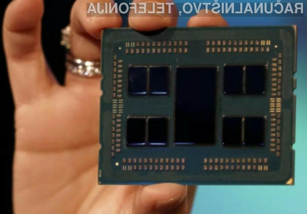 Procesorji AMD postajajo vse bolj konkurenčni tudi na področju strežniških sistemov.