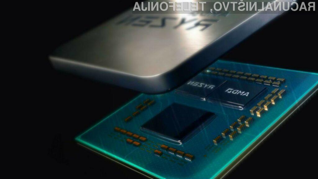 Procesor AMD Ryzen 5 3500 naj bi bil javnosti razkrit še pred pričetkom jeseni.