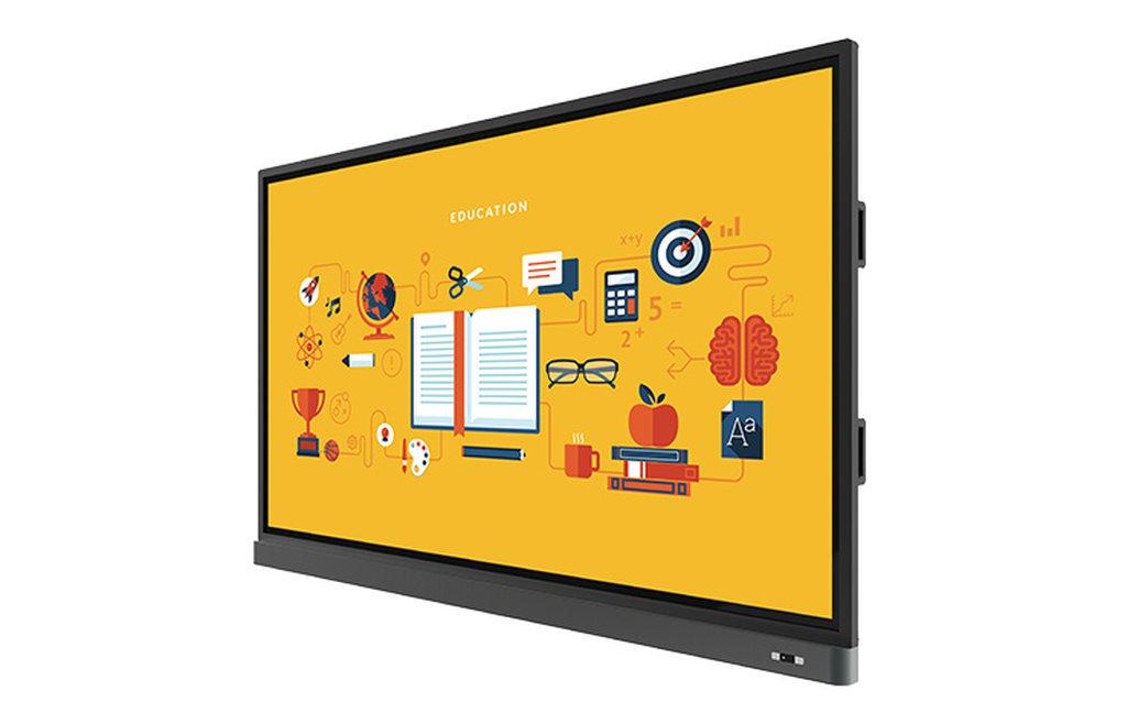 Izobraževanje z interaktivnim zaslonom je bolj privlačno in učinkovito