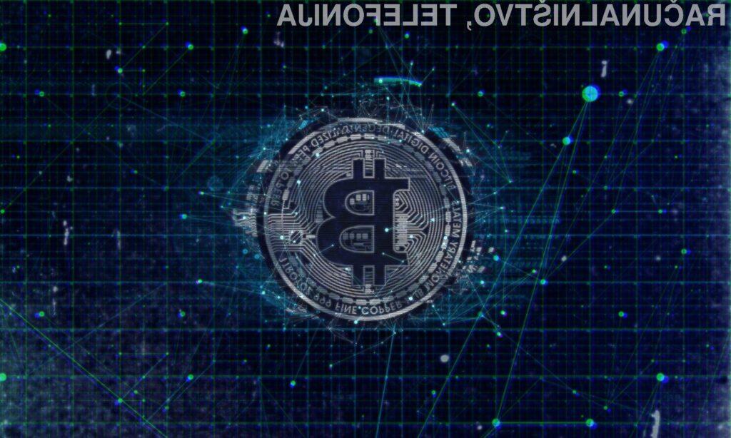 V Avstriji lahko odslej račune plačujejo v kriptovalutah