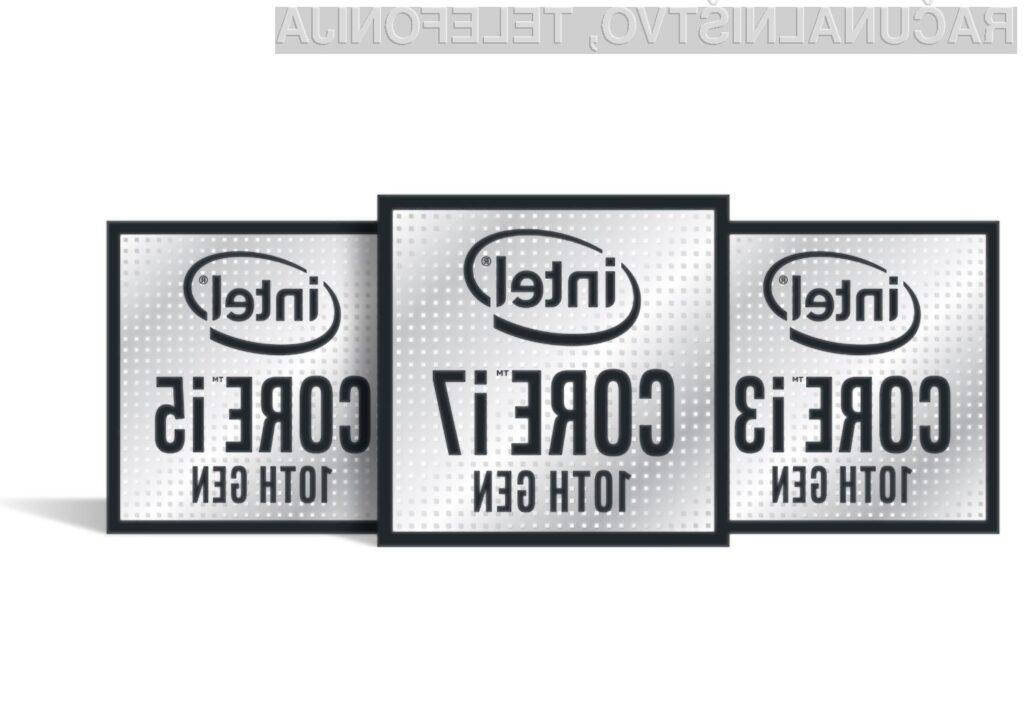 Procesorji Intel Comet Lake-S bodo namenjeni tako najzahtevnejšim kot običajnim uporabnikom.