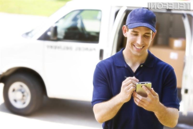 Če prejmete pošiljko, ki ni bila namenjena vam, takoj pokličite spletno prodajalno in o tem obvestite policijo.
