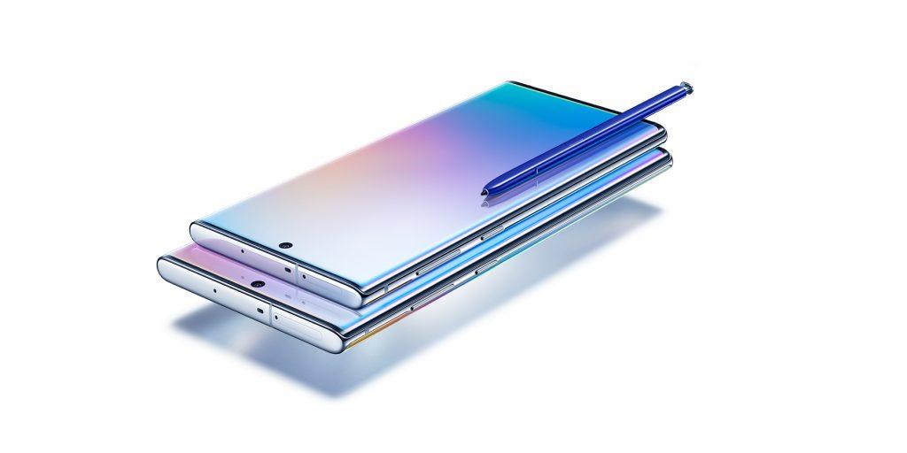Galaxy Note10: strast do življenja z novo generacijo zmogljivosti