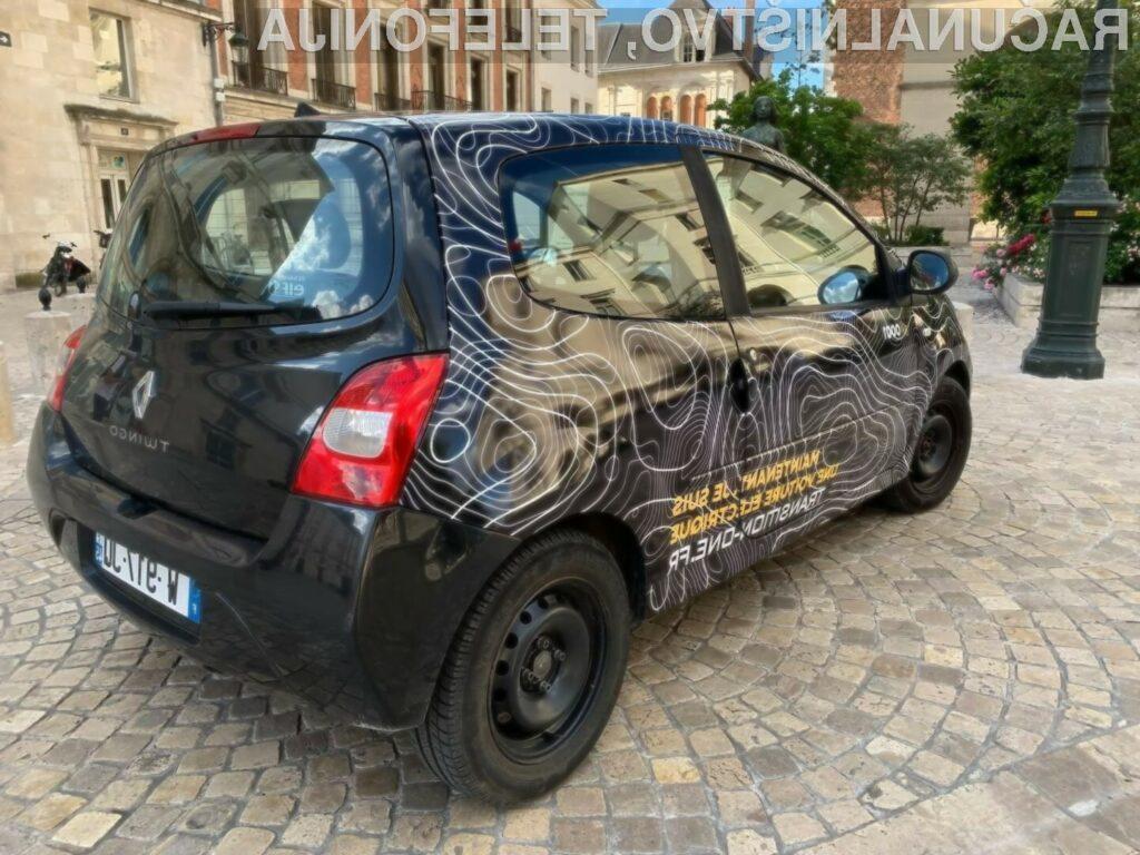 Sprememba običajnega avtomobila v električnega nas bo olajšala za 8.500 evrov.