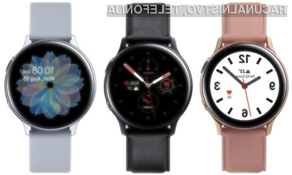 Pametna ročna ura Samsung Galaxy Watch Active2 je nedvomno izpolnila vsa pričakovanja!