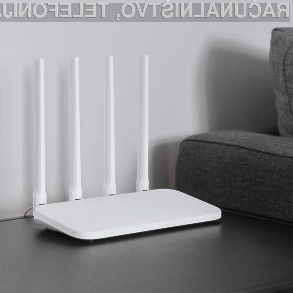 Usmerjevalnik Xiaomi Mi WIFI Router 4C je lahko naš po izjemno nizki ceni.