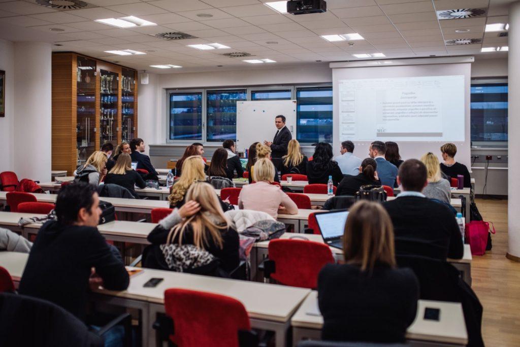 MLC Fakulteta za management in pravo Ljubljana izvaja sodoben poslovni študij po zgledu mednarodno naprednih poslovnih fakultet.