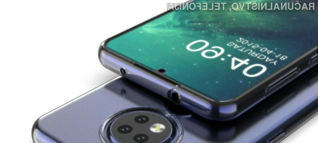 Pametni mobilni telefon Nokia 7.2 bo namenjen ljubiteljem digitalne fotografije.