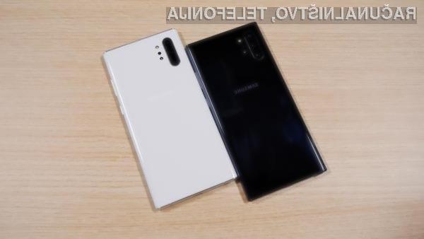 Samsung Galaxy Note 10 je izpolnil prav vsa pričakovanja.
