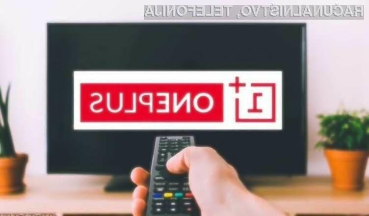 Pametni televizor OnePlus TV bo kot nalašč za najzahtevnejše uporabnike!